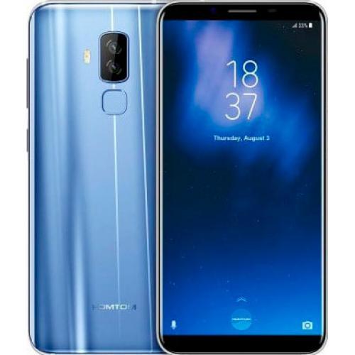 Homtom S8 Blue