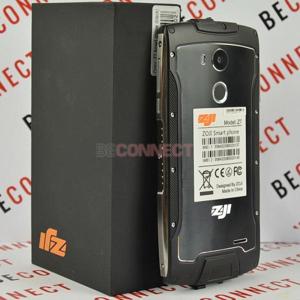 Купить противоударный ZOJI Z7 Black (самый тонкий защищенный ... 28568ac42ab45