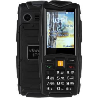 VKworld Stone V3 Black (на 3 SIM-карты)