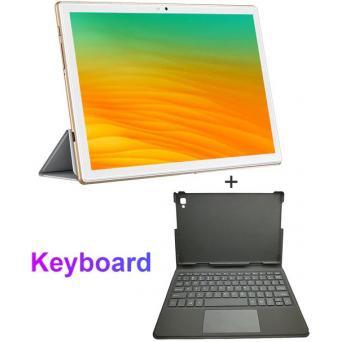 Blackview Tab 8 4/64Gb LTE Gold + Клавиатура