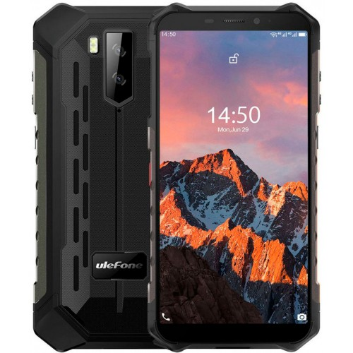 Ulefone Armor X5 Pro 4/64GB Black