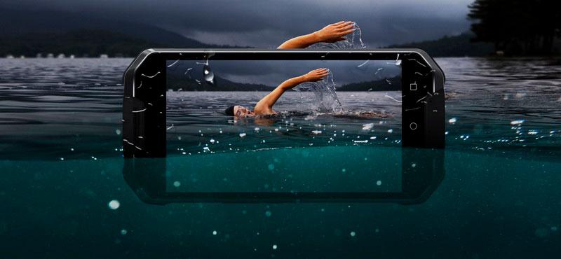 Полностью водонепроницаемый смартфон AGM X2 6Gb/64Gb класс защиты IP68 и IP69