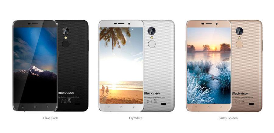 Blackview A10 — очередной дешевый смартфон из Китая