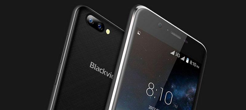 Blackview A7 Pro White - капитальное улучшение