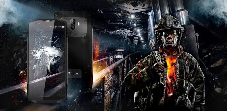 Blackview BV9000 Pro Защищённый смартфон (IP68) с мощным железом и огромным объемом оперативной памяти
