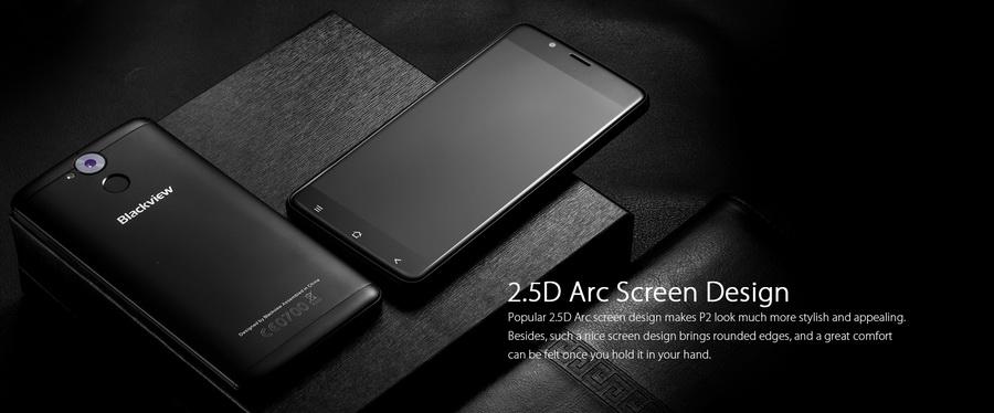 Цена Blackview P2 Lite Black доступна для всех, а параметры смартфона на высоте