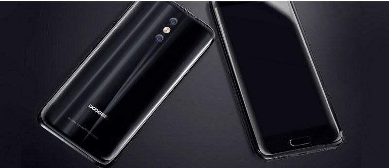 Doogee BL5000 Black в смартфоне двойная камера 13 Мп + 13 Мп