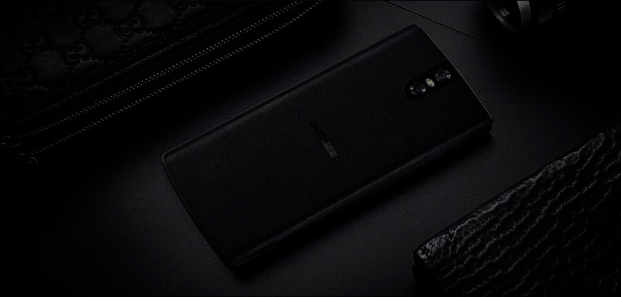 Doogee BL7000 Black качественный и очень стильный смартфон, которому можно доверить свои дела