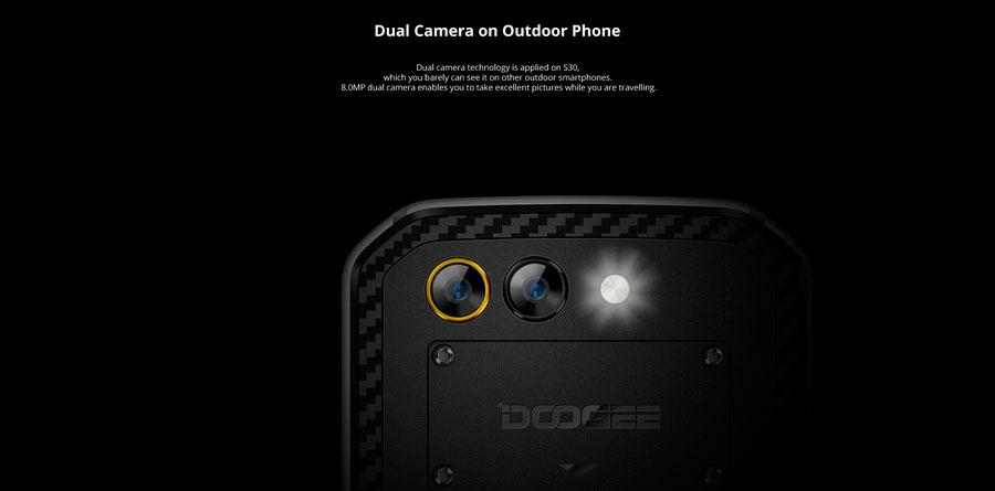Официально представлен новый защищенный смартфон с емкой батареей Doogee S30