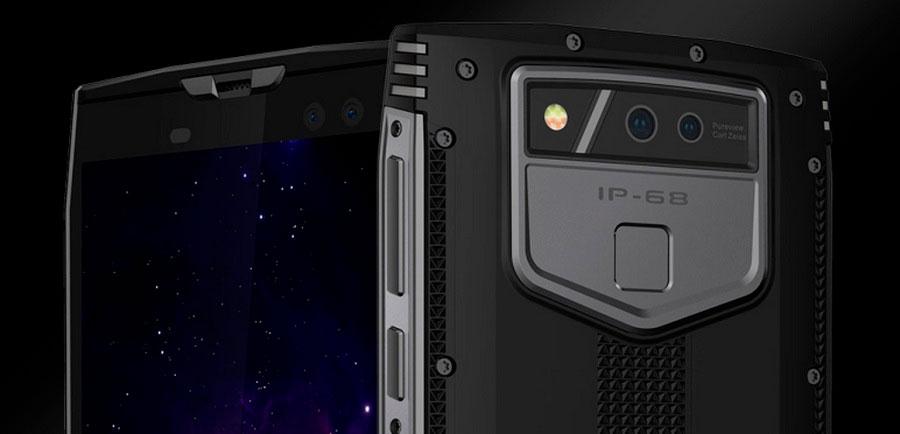 Защищенный смартфон Doogee S50 6Gb RAM 6/128Gb ROM