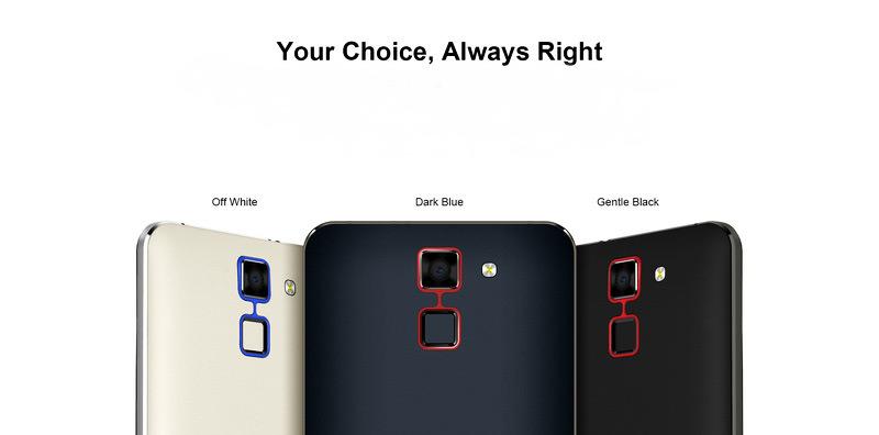 Homtom HT30 White красивый и доступный смартфон для девушки недорого