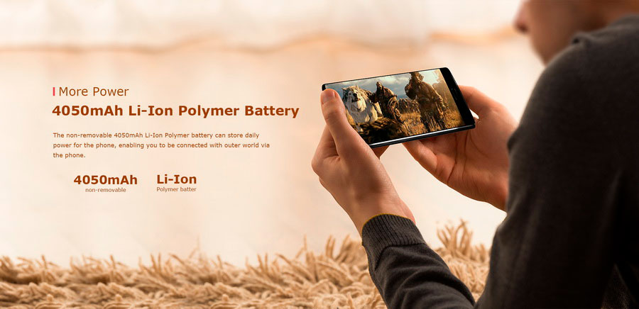 HomTom S9 Plus получил дисплей IPS диагональю 5,99 разрешением 1440 х 720 пикселей c соотношением сторон 18:9