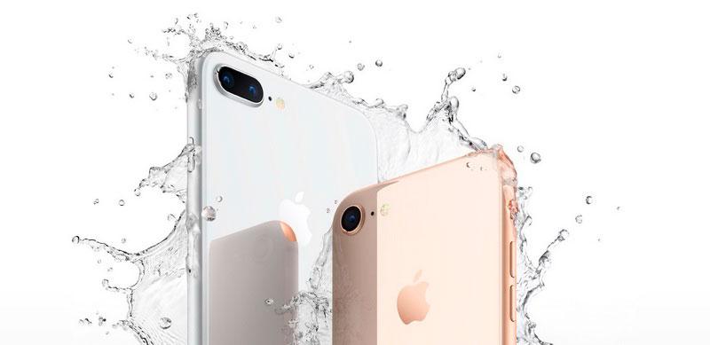 Китайский iPhone 8 Plus Gold порадовал  характеристиками процессор mediatek 8 ядер и графический процессор Mali