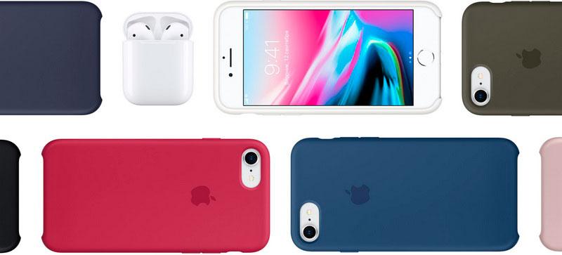 Китайский iPhone 8 Plus Gold поддерживает Touch ID и имеет защиту от воды ip67, хоть это и копия
