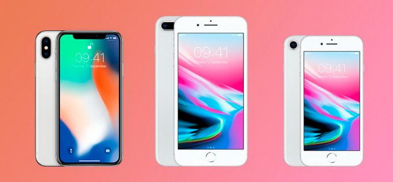 Копия iPhone 8  для рынка Польши имеет сертификат качества