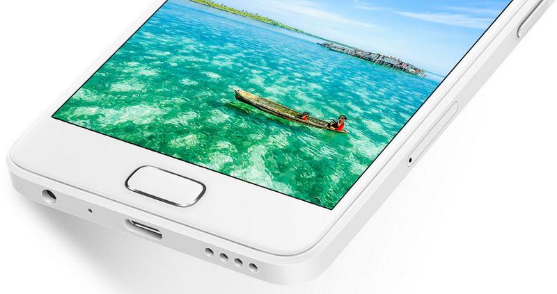 Lenovo Zuk Z2 White (4GB RAM Snapdragon 820) смартфон представлен в Черном и Белом цвете