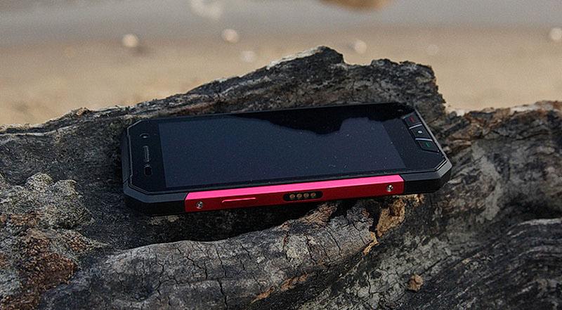 Oinom V1600 (Nomu V1600) защищенный смартфон IP68 не боится падений и ударов