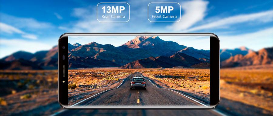 Лучший недорогой смартфон Oukitel C8