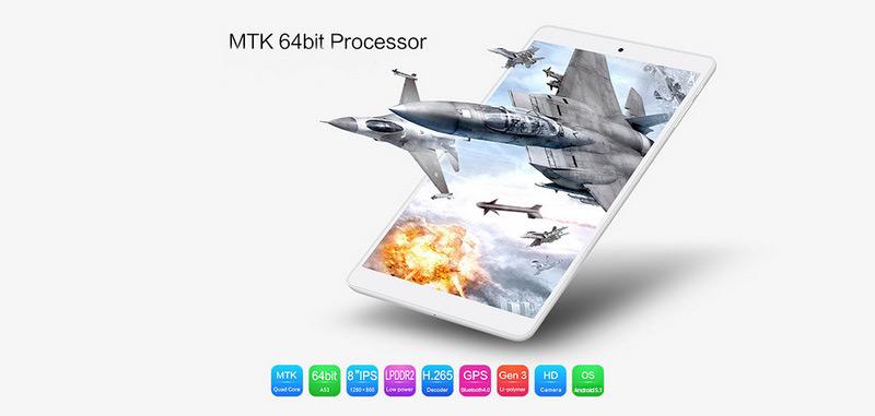 Teclast P80h китайский планшет