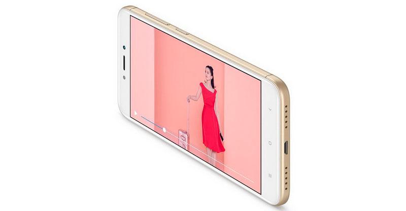 Xiaomi Redmi 4x 2/16GB модель представлена в 4-х цветах
