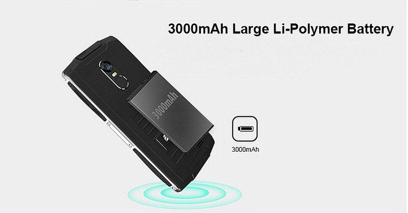 ZOJI Z6 Orange защищенный смартфон от компании Doogee Homtom