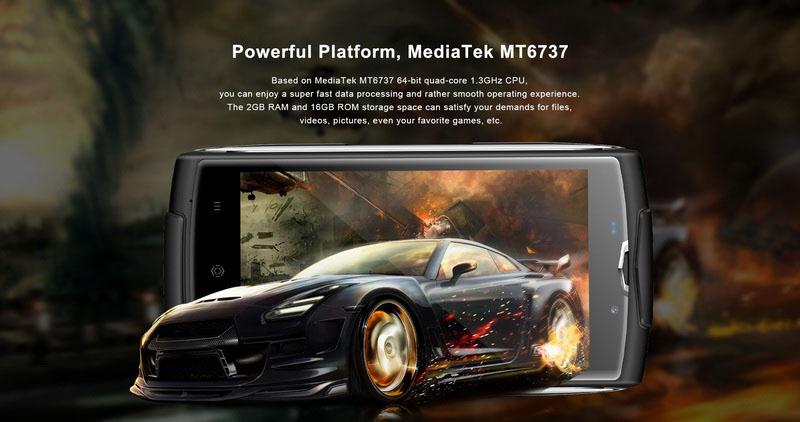 ZOJI Z7 в смартфоне хороший и мощный аккумулятор на 3000 мач