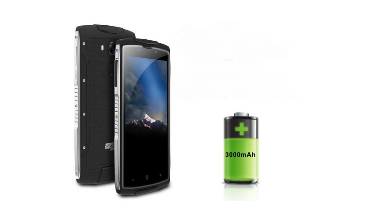 ZOJI Z7 водонепроницаемый смартфон новинка 2017 года.