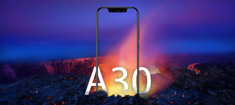 Blackview A30 бюджетный смартфон 2018