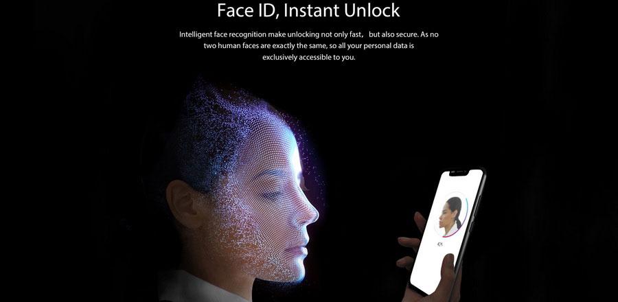 Blackview A30 - ультрабюджетный аналог iPhone X