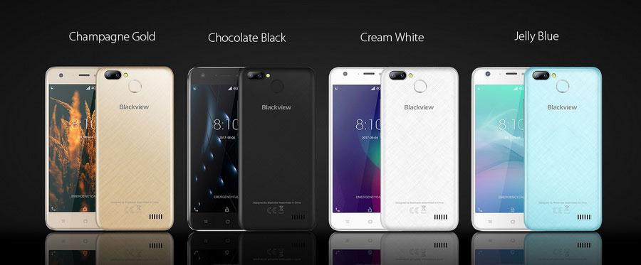 Blackview A7 Pro White полный обзор бюджетника на 2/16 Гб