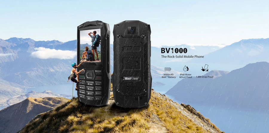 Blackview BV1000 Price and Specifications