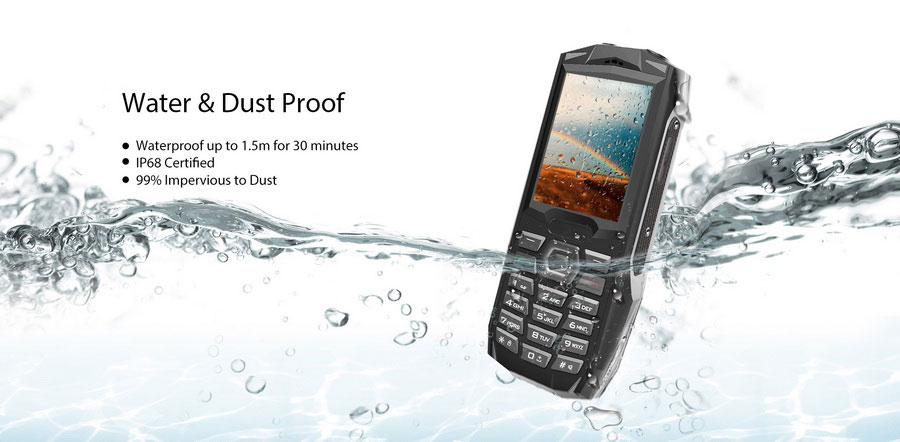 Blackview BV1000 IP68 Waterproof Outdoor