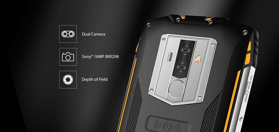Blackview BV6800 Proпервый обзор смартфона