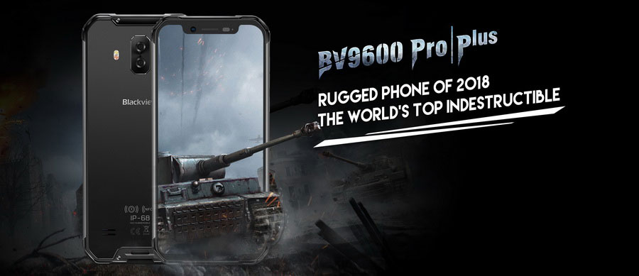 Blackview BV9600 Pro Rugged Phone