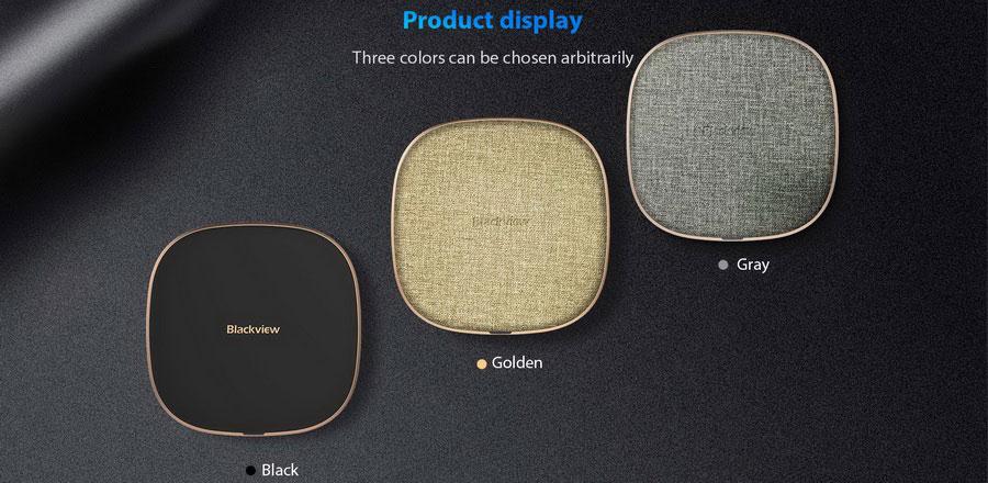 Беспроводная зарядка Blackview W1 : цена, описание, продажа