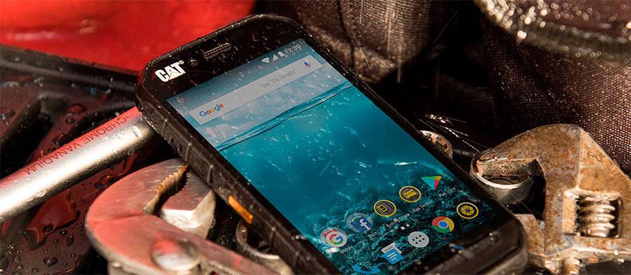 Caterpillar CAT S41 надежный, выносливый и функциональный смартфон