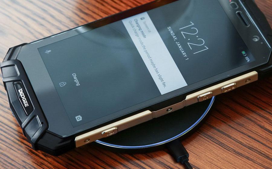 doogee wireless charger с бесплатной доставкой