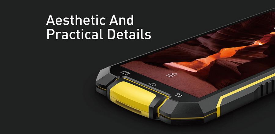 Телефон Geotel A1 IP-67