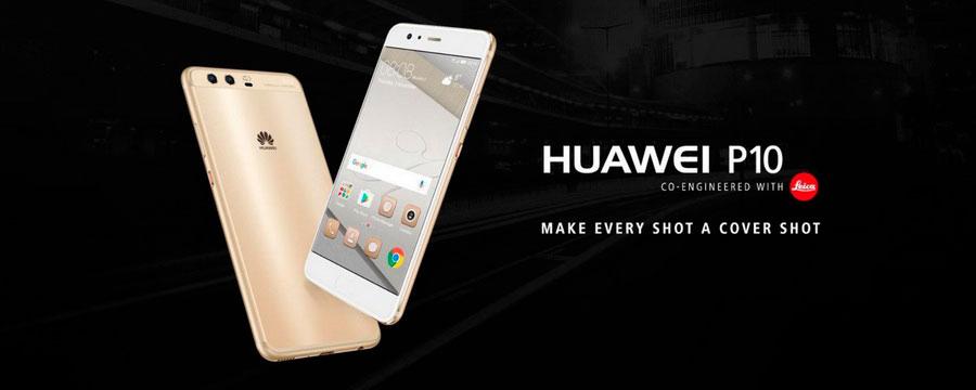 Huawei P10 Graphite Black (4Gb RAM 64Gb ROM) Лучшие автопортреты: фронтальная камера Leica