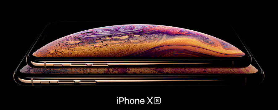 копия iPhone Xs Max Gold имеет самый большой экран в истории iPhone