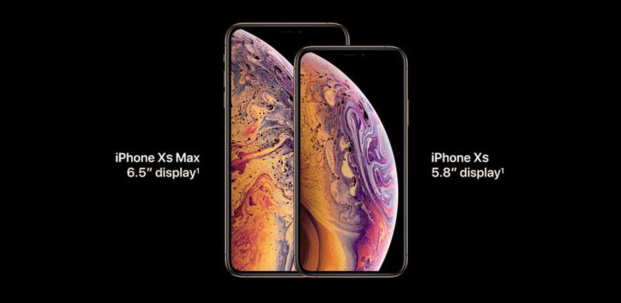 У копии iPhone Xs Max Space Gray передовая система управления цветом