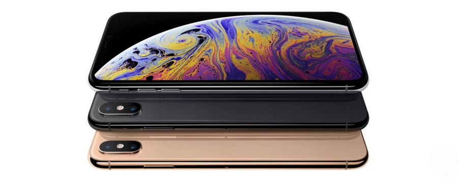 iPhone Xs Max Space Gray в копии представлен новый уровень защиты от воды
