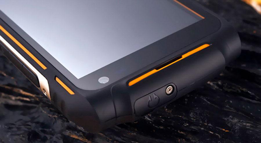 Смартфон Land Rover X2 Max 3+32GB водонепроницаемый смартфон ip68 от Land Rover