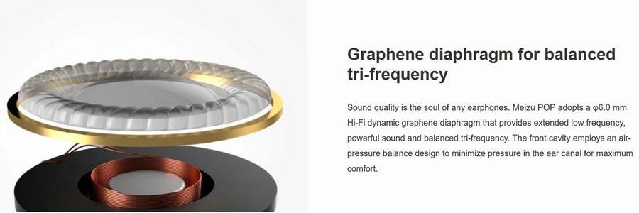 Беспроводная Bluetooth-гарнитура Meizu разработана специально для использования во время занятий спортом