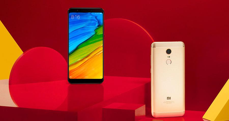 Смартфон Xiaomi Redmi 5 Plus 4/64Gb Black имеет великолепный дизайн, надежную конструкцию и массу прочих особенностей