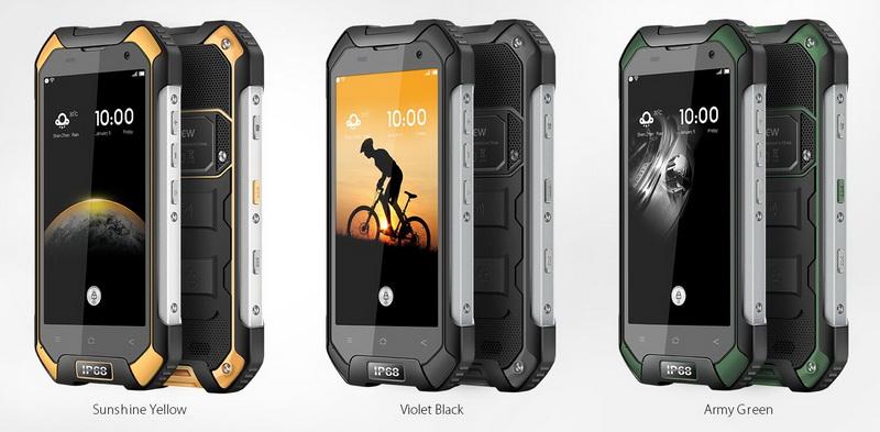 Защищенный телефон Land Rover V19 Black обновленный 2 Gb Rom 16 Gb Rom доступный противоударный смартфон
