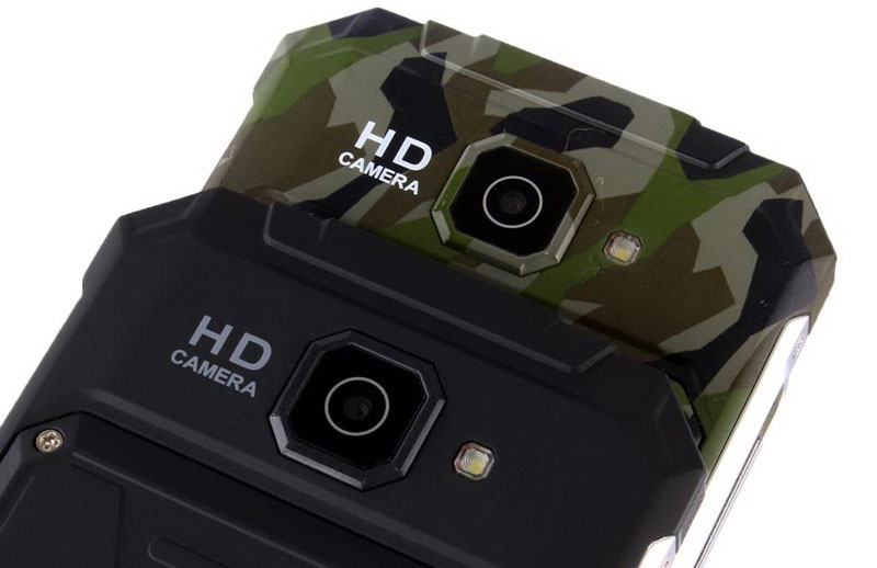 Land Rover V9+ 2/16 Гб Camouflage 5,0 дюймов Android 5,1 3g смартфон MTK6580