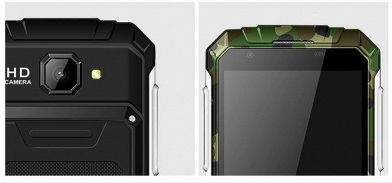 Land Rover V9+ Black (АКБ 10000 мАч) защищенный смартфон