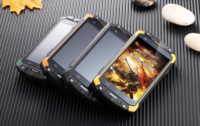 Дискавери В9 Черный защищенный смартфон в 4-х цветах