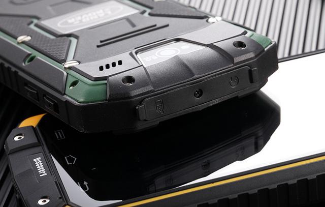 Discovery V9 Yellow тонкий защищенный смартфон